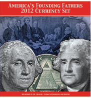 America's Founding Fathers 2012 Currency Set