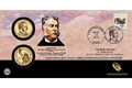 Chester Arthur First Day Coin Cover
