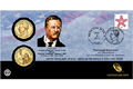 Theodore Roosevelt First Day Coin Cover