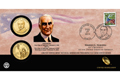 Warren G Harding First Day Coin Cover