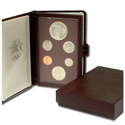 1983 Prestige Proof Set
