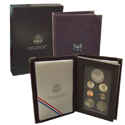 1989 Prestige Proof Set