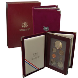 1992 Prestige Proof Set