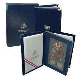 1994 Prestige Proof Set