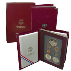 1996 Prestige Proof Set