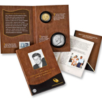 John F Kennedy Coin & Chronicles Set