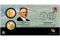 Herbert Hoover First Day Coin Cover