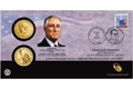 Franklin D Roosevelt First Day Coin Cover